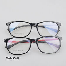 5027 full rim unisex acetate and stainless steel combination eyewear eyeglasses