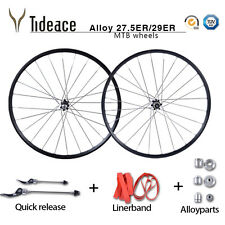 142*12 or135*9 Mountain Bike Alloy Wheelset 27.5er 29er Disc Brake Bicycle Wheel