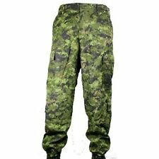 New Bulle Green CADPAT Digital Camo Tactical Military Combat ACU Trousers
