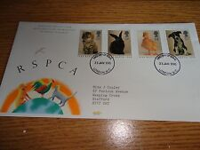 First day covers stamps 1989 1990 GB