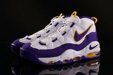 NIKE AIR UPTEMPO 9 PIPPEN Lakers WHITE Max 1 Derek Fisher tempo more 90 95 97