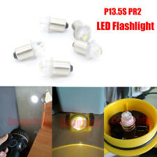 P13.5S PR2 LED Flash light Replacement Emergency Interior Bike Torch Work Bulb