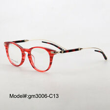 gm3006 full rim unisex acetate and stainless steel RX optical frames eyewear