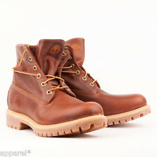 Timberland Earthkeepers AF Roll Top Mens Leather Lace Up Boots 6831A T2 D9