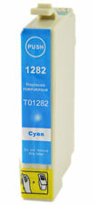 printer cartridge ink cartridges cyan compatible with Epson T1282