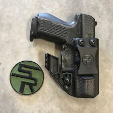 Glock 19 or 23 w/TRL1 WML Inside the Waistband Kydex Holster IWB Concealed 19/23