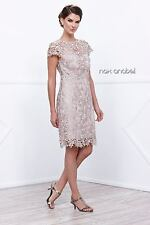 Lace Mother of the Bride Groom Dress