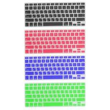"US / Korean Silicone Keyboard Skin Cover for Apple Macbook Pro 13"" 15"""