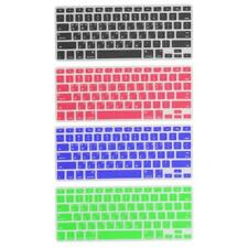 """US / Korean Silicone Keyboard Skin Cover for Apple Macbook Pro 13"""" 15"""""""