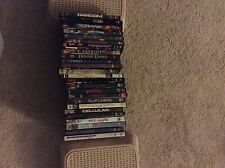 DVDs Thriller, Action, Drama,Categories pick as many as you want at $3.00 each