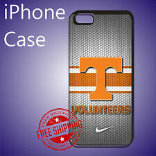 ED# Tennessee Volunteers University Sport Case Cover iPhone 7+ 7 6s+ 6+ se 5c 5s