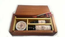"""Skully's """"The Outlaw Box"""" Wooden Gift Box, set, beard, beard care, fathers day"""