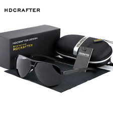 Polarized sunglasses Mens Driving glasses Aviator outdoor Sports UV400 Eyewear