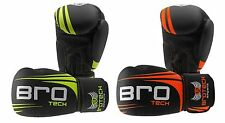 Brotech Boxing Gloves Sparring Gloves MMA Muay Thai