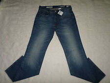 GAP 1969 JEANS MENS BOOT FIT SIZE 31X30 MEDIUM TINT WASH ZIP FLY NEW WITH TAGS