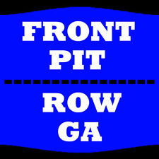1-6 TIX LADY ANTEBELLUM 8/18 PIT GA HOLLYWOOD CASINO AMPHITHEATRE SAINT LOUIS