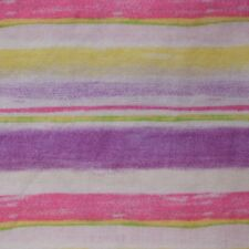 Quilt Fabric Purple Striped-Garden Party by Donna Dewberry for Quilters Only: FQ