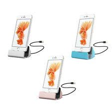 1Pcs Hot Charger Charge Stand Dock Sync New Desktop For iPhone Cradle Station