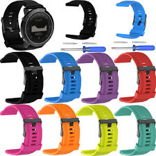 Sports Silicone Strap Bracelet Wrist Band for Suunto Traverse/Alpha GPS Watch