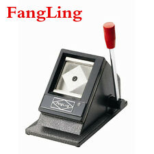 FANGLING Multiple Table-type ID Passport License Photo Punch Cutter