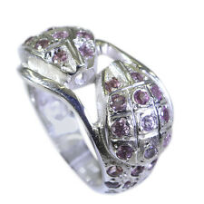 Tourmaline Silver Ring L-1in goodly Multi wholesale AU K,M,O,Q