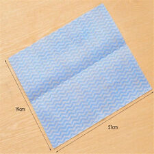1Pcs Disposable Kitchen Cleaning Disposable Non Woven Cleaning Cloth
