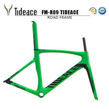 Aero Carbon Fiber Road Bike Frames Tideace Color Carbon Bike Frame Cycle Frames