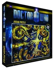 Doctor Who Exploding Tardis 1000 Piece Jigsaw Puzzle. Brand New