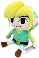 Little Buddy The Legend of Zelda The Wind Waker 20cm HD Link Plush. Delivery is