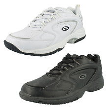 Mens HI-TEC BLAST LACE Walking Running Trainers GYM Sport Casual Shoes  7-11