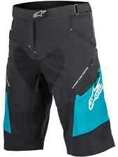 Alpinestars Black-Ocean 2017 Stella Drop Womens MTB Shorts