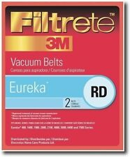 Type RD Eureka Vacuum Cleaner Replacement Belt (2 Pack). Delivery is Free