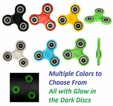 Fidget Finger Tip Balance Spinner Anxiety / Stress / Sensory Attention Aid Toy
