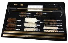gun cleaning kit, universal cleaning kit for shotguns and rifles.