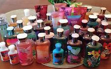 Bath Body Works LOTIONs MISTs GELs BUBBLEs CREAMs SETs SINGLEs RAREs SHIPs IN 24