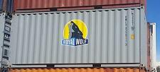 Royal Wolf Shipping Container for HO and N scale Railway Model Trains