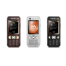 Sony Ericsson W890 W890i Unlocked GSM Mobile Phone Bluetooth MP3 Cell Phone