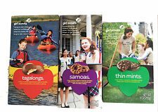 2017 Girl Scout Cookies: SAMOAS, TAGALONGS, THIN MINTS (3 BOXES/ORDER) FREE SHIP