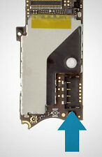 BATTERY CLIP CONNECTOR FPC CONTACT TERMINAL LOGIC BOARD FOR IPHONE 4 4S 5 LOT