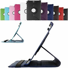100% 360 Rotating Stand Case Cover For Samsung Galaxy Tab A S Note 7.0 8.0 10.1