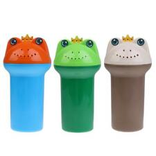 Baby Child Wash Hair Eye Water Scoop Bath Nozzle Shampoo Rinse Cup Frog
