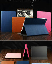 Flip Leather Stand Smart Magnetic for A pple i Pad M i