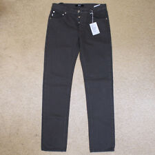 New Raf By Raf Simons Grey Jeans Trousers Size 32 RRP £150 NWOT