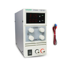 KPS305D Variable Linear Adjustable Lab DC Bench Power Supply 0-30V 0-5A