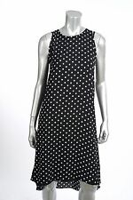 Black/White Polka Dot 2 Pc Dress  Joseph Ribkoff 172836 Spring 2017 Retail $223