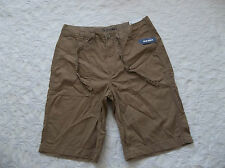 OLD NAVY SHORTS MENS SIZE 29 WITH DRAW STRING LIGHT BROWN COLOR NEW WITH TAGSTyn