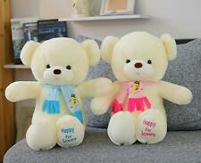 Baby Bear Wedding Plush Toy High Quality Teddy Bear Doll Home Decoration
