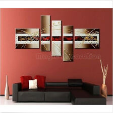 Hand-Painted Art Oil Painting Huge Canvas Modern Home Decor Painting With Framed