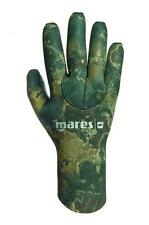 Mares Green Camo 30 Gloves for Scuba Diving and Snorkeling