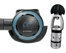 Oceanic Alpha 9/SP-6 Scuba Regulator with MaxFlex and DVT - Yoke